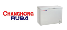 Changhong Ruba Deep Freezers in Pakistan